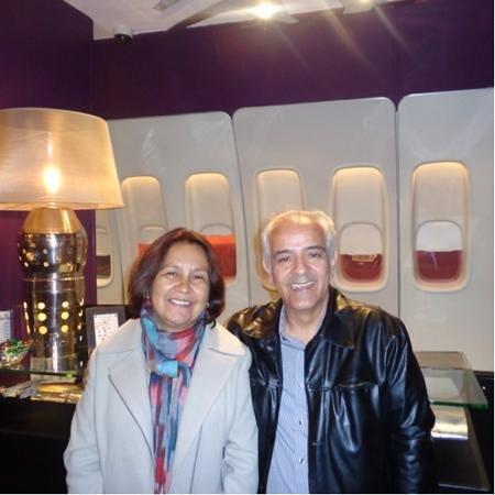 Hotel Windsor Opera: Ana Maria & Manoel Paiva