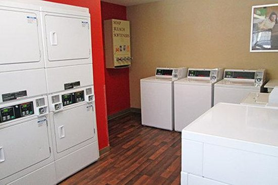 Extended Stay America - Fort Worth - Medical Center: On-Premise Guest Laundry
