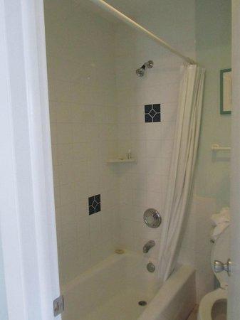 Amy Slate's Amoray Dive Resort : bathroom