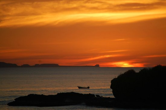 The Royal Suites Punta de Mita by Palladium: one of the beautiful sunsets