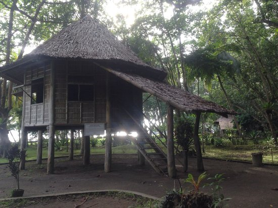 The Rizal Shrine: Rizal's home