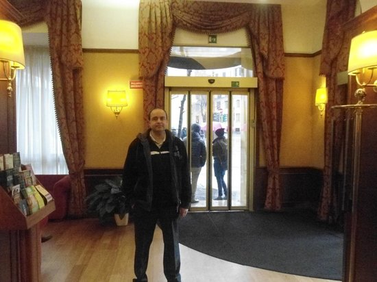 BEST WESTERN PLUS Hotel Milton Roma: lobby