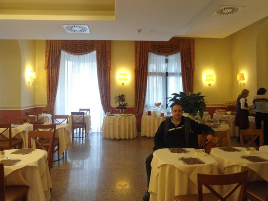 BEST WESTERN PLUS Hotel Milton Roma: dining room