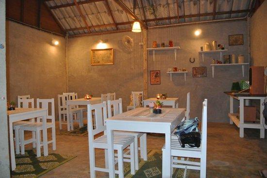 Yang Garden Restaurant : Restaurant area