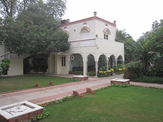 Mandawa Haveli Jaipur: Main office