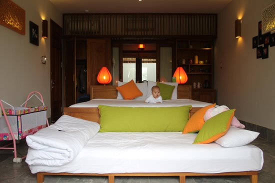 Hoi An Chic Hotel: a comfortable room