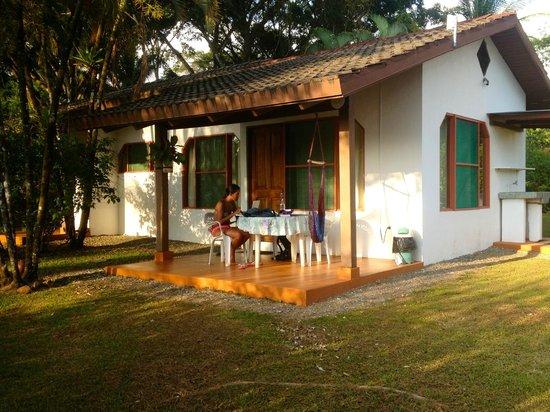 Diquis Del Sur : les bungalows