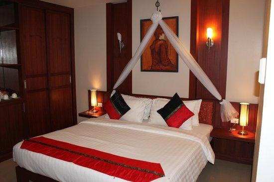 Patong Hemingway's Hotel: Patang Hemingway Hotel Room