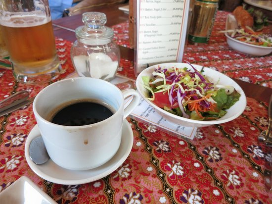 Le Banneton Cafe: Great coffee