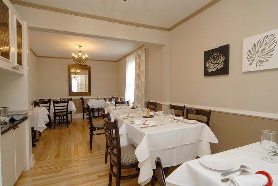 restaurant Lo Ré : Grande salle