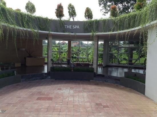 Uppala Villa & Spa Umalas: spa tres agreable