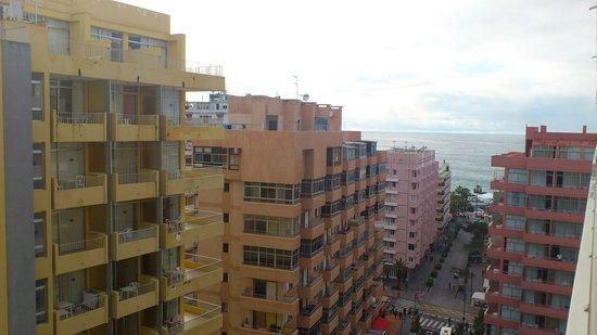 Sol Costa Atlantis: вид со 2-го балкона