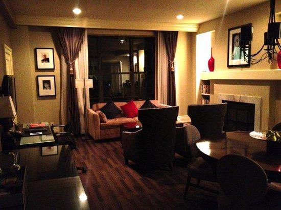 Kimpton Alexis Hotel: Writer's Suite - Alexis Seattle