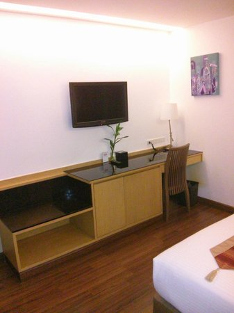 CityPoint Hotel: TV