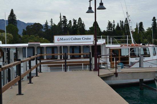 Maori Culture Cruise