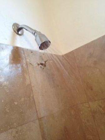 Amaca Hotel: Shower head