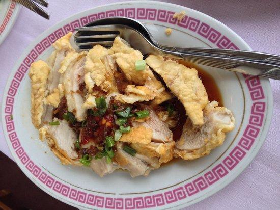 La Chine : Poulet croustillant ... Hmmm !