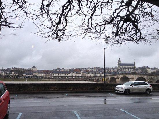 La Chine : Vue panoramique sur Blois