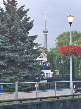 Centreville Theme Park: View from Island