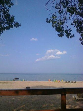 East Coast Shores Resort: Our Beach