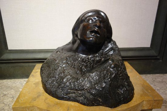 Rodin Museum : Janne d'Arc