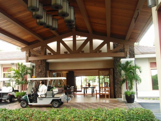 Kohala Suites by Hilton Grand Vacations: メイン棟正面