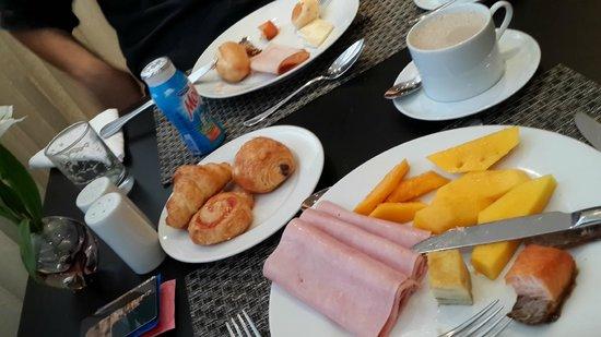 InterContinental Sao Paulo: desayuno