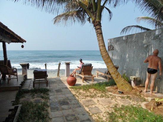 EKA Beach: View at EKA