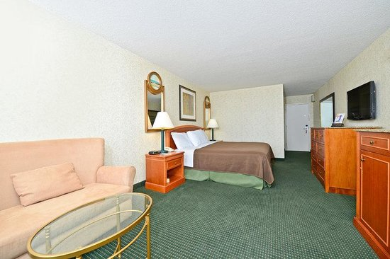 Americas Best Value Inn : Guest Room