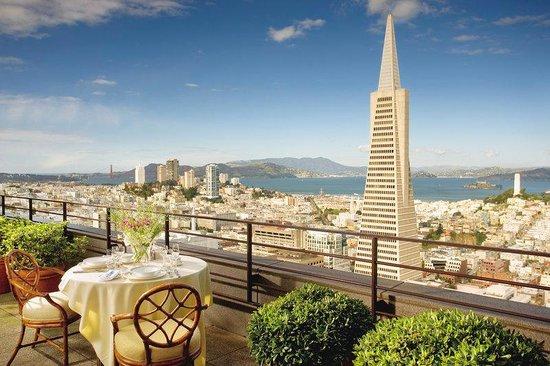 Loews Regency San Francisco: Terrace Suite