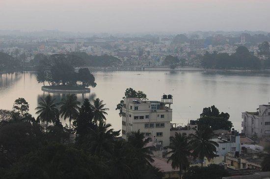 Lemon Tree Premier, Ulsoor Lake, Bengaluru: Lake view