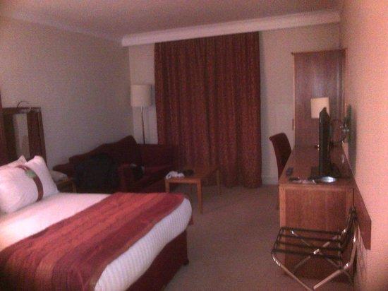 Holiday Inn Nottingham : Room