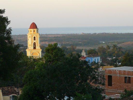 Casa Particular el Arcangel: Trinidad balade le matin