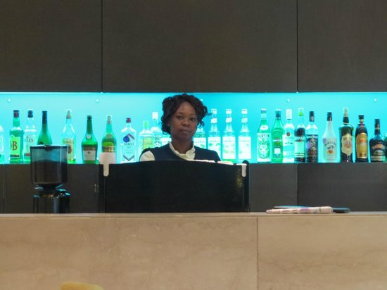 InterContinental Lusaka: The Bar