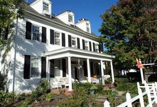 The Old Brick Inn: Kemp House