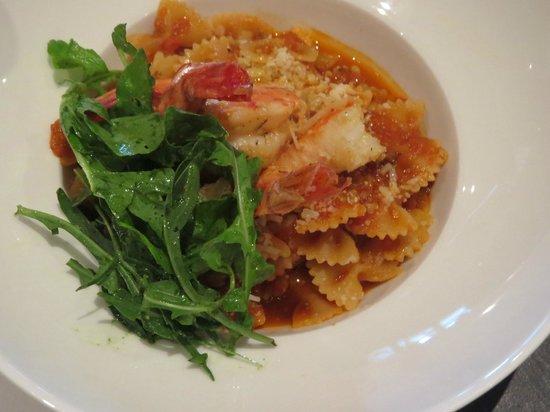 InterContinental Lusaka : Very Good Italian Resto.