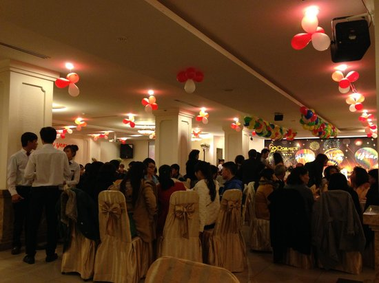 Romance Hotel: New Years Party