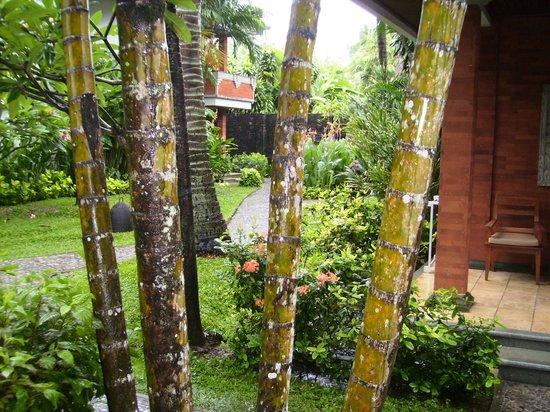 Bali Mandira Beach Resort & Spa: 2階建のハウスです