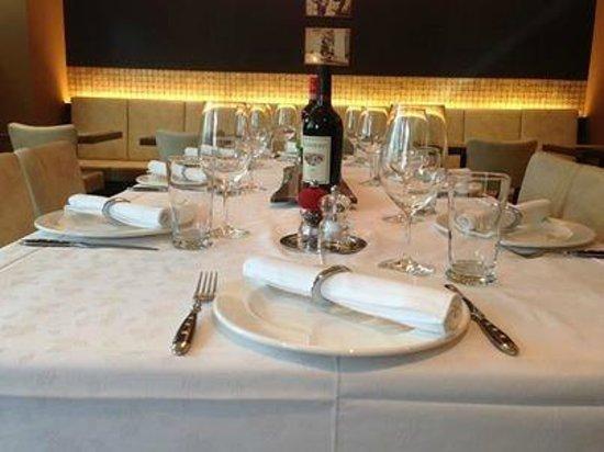Osteria Balsamico : La Table d'Hôtes dans la Salle Olga
