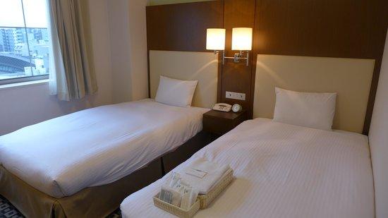 Hotel Il Cuore Namba : bedroom