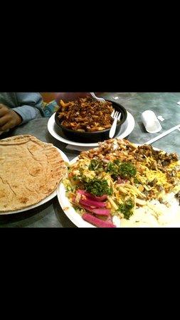 Shawarma Land : #ShawarmaPoutine #ChickenShawarmaPlate #ShawarmaLand #Aurora