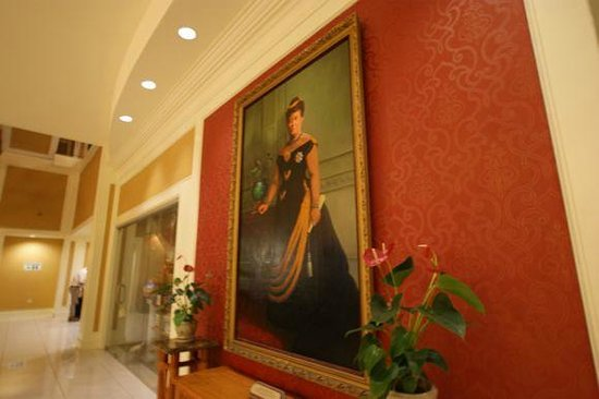 Queen Kapiolani Hotel: フロント