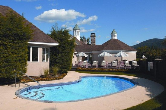 The Orchards Hotel : Pool View