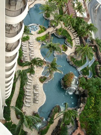 Hilton Grand Vacations at Hilton Hawaiian Village: HGVCプール