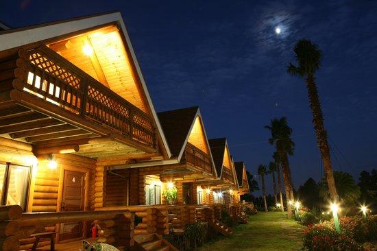 Jungmun Log Pension & Resort