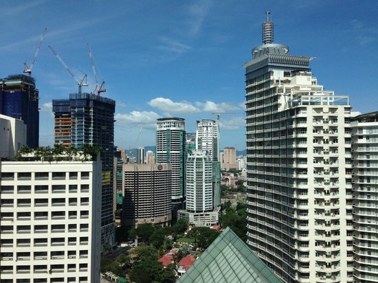 Fraser Place Kuala Lumpur : View from Room 2603 (Studio Executive)