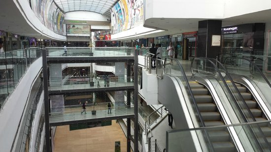Brookefields Mall: Mall 3