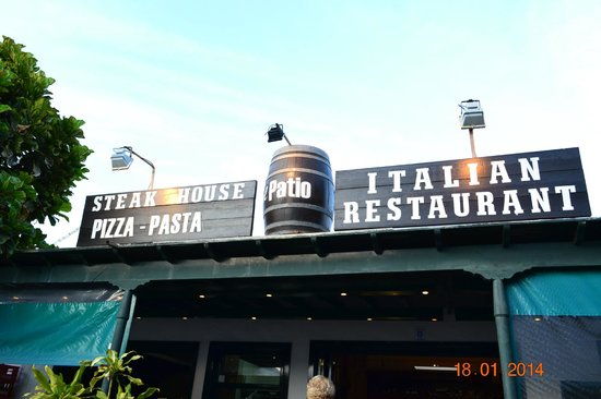 Restaurante El Patio: Restaurant El Patio Costa Teguise