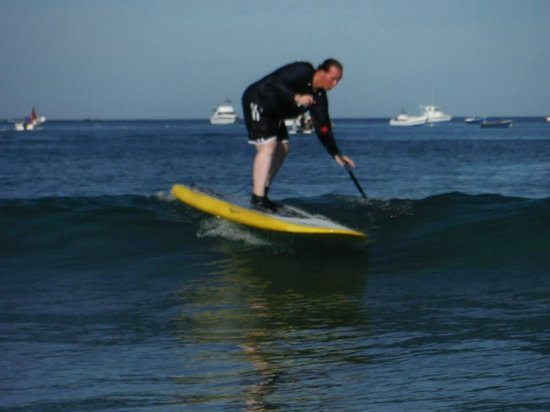 Costa Rica SUP Stand Up Paddle Adventures: woo hoo
