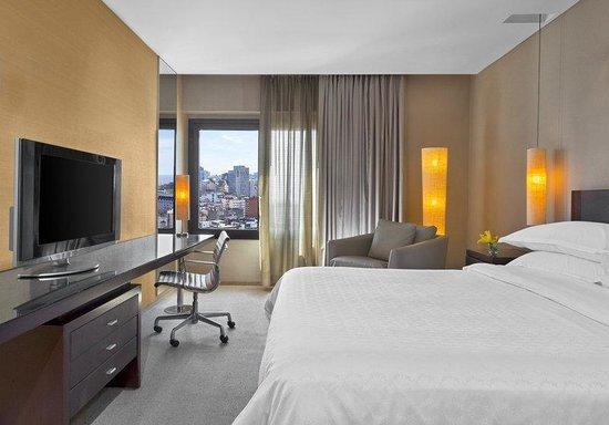 Sheraton Libertador Hotel: Classic King Room
